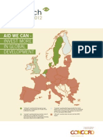 CONCORD the State of AID in Europe