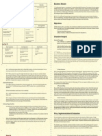 Marketing Plan (1st DRAFT)