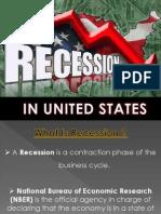 Recession in U.S.A