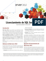 SQL Server 2012 Licensing Datasheet March 15-03-14