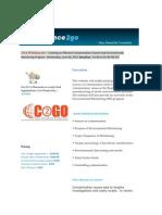 Creating an Effective Contamination Control and Environmental Monitoring Program