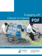 2 Studies for the Water & Sanitation Programme of the World Bank