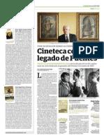 El impostor de Pedro Ángel Palou en la La Razón