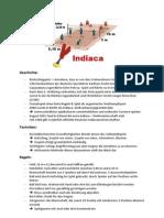 Indiaca Speedminton