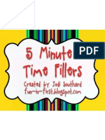 5 minute time fillers.pdf