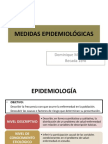 ppt medidas epidemiológicas