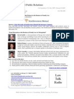 Panel Discussion on the Business of Family Law in Chicagoland