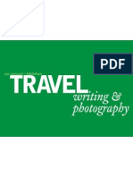 Travel Writing & Photography