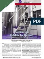 Empracing QbD