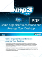 Cómo organizar tu escritorio con Arrange Your Desktop
