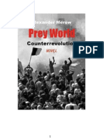 Prey World IV - Counterrevolution by Alexander Merow