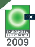 2009 Environment & Energy Awards