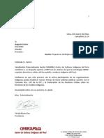 Propuestas de Mejora al R-PP versión Nro. 3