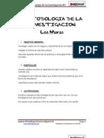 Metodologia de La Investigacion-Los Maras en PDF