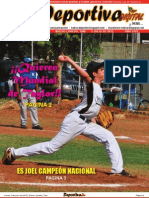 Deportiva Digital 2 Julio 2012