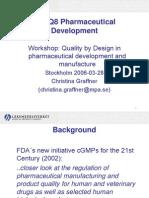 SEMPA-ICHQ8PharmaceuticalDevelopment