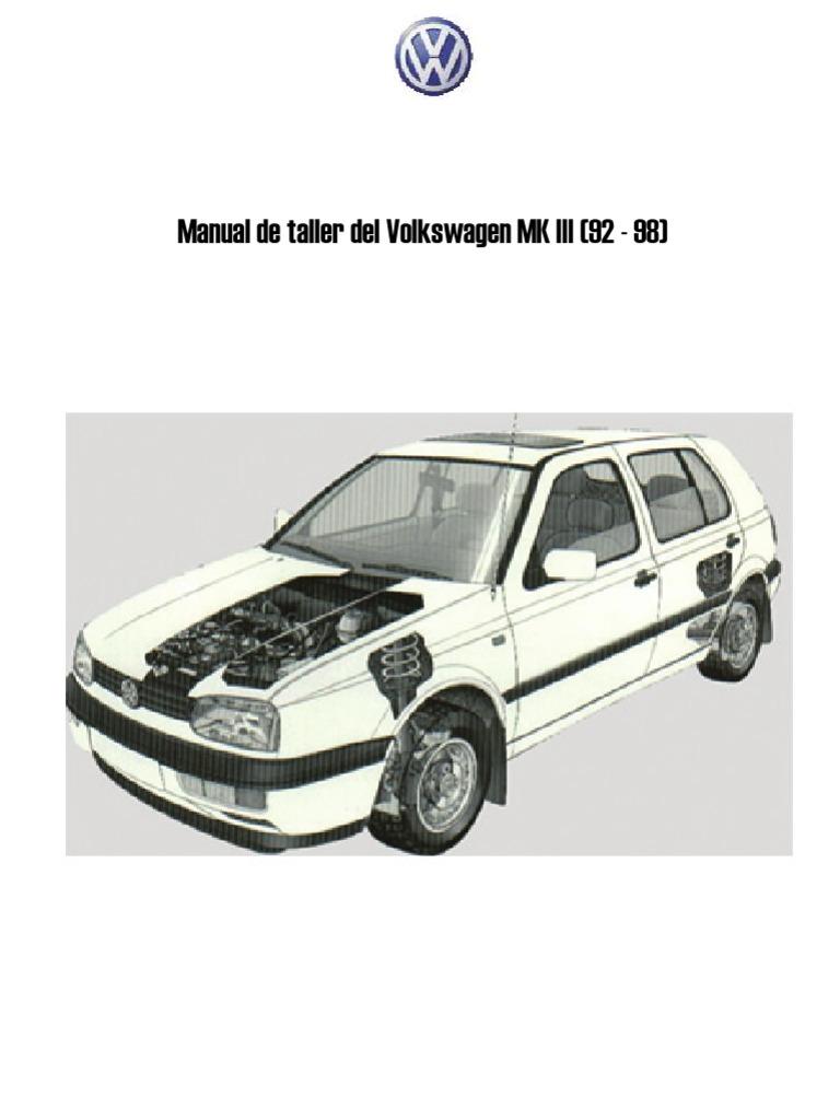 manual de taller vw polo 9n manual