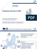 The Future of Learning_imagining Learning in 2025_etwinning Conference