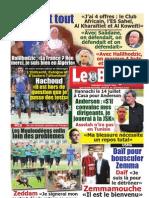 LE BUTEUR PDF du 04/07/2012