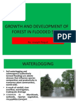 Plant Growth and Devt in Flooded Conditions