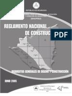 Reglamento Nacional de Costrucción Curva