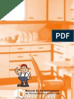 4898802 Manual de Assentamento e Revestimento de Pisos Ceramicos Piso Interno