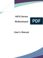 H67S Series Manual en V1.1