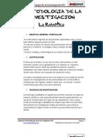 Metodologia de La Investigacion-La Robotica en PDF