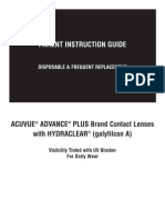 Aahplus Patient Instruction Guide
