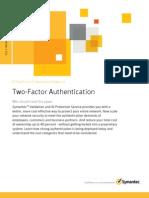 Whitepaper Twofactor Authentication