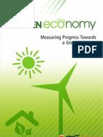 Midiendo el progreso hacia una economía verde.