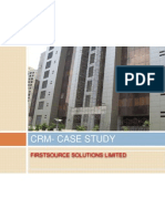 Crm Case Study