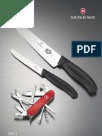 Catalogo Victorinox 2011 en español