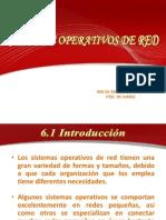 Capitulo 6-Sistemas Operativos de Red