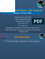 Non-terrestrial Basic Life Support