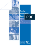 Teacher Prof Dev