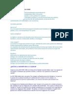 Sistema de Gestion Ambiental 14000