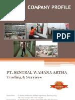 Profil Perusahaan PT. Sentral Wahana Artha