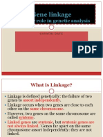 Gene Linkage and Mutation