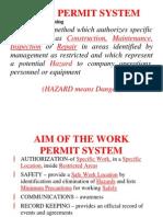 Aramco Work Permit System