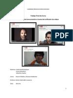 Informe de Proyecto de Difusión de Video