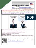 NSRF July 2012 Newsletter
