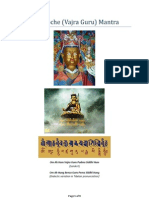 Guru Rinpoche Mantra a.G.