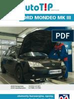 Ford mondeo przegląd