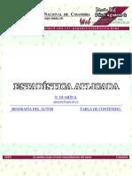Libro Curso de Estadistica Aplicada [PDF]