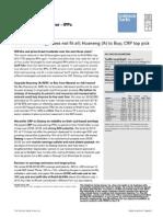 Goldman Sachs-China Utilities Power - IPP