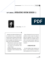 Optimaloperating Room
