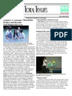 Tripp June 2012 Newsletter