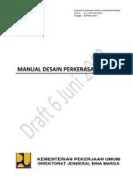 Bag I Manual Desain Perkerasan 2012 (Draft)