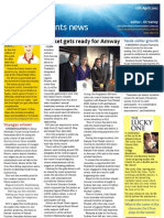 Business Events News for Wed 11 Apr 2012 - Phuket ready for Amway, Tassie growth, Singapore, Sitting Pretty and much more